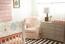 Baby Nursery / by Jennifer Thurston