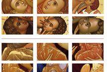 Kristus lapsen kasvo-ja vaatevaalennukset