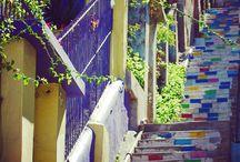 Valparaiso, Chile / All photos are my own.