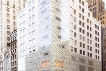 Installation | Sculptural Store front displays + facades