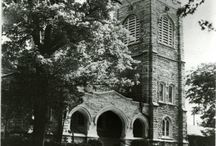 Friends Memorial Church Collection / The Friends Memorial Church Collection includes historic photographs and publications from the Quaker meetinghouse located in Muncie,   Indiana.   To learn more about this collection visit the Friends Memorial Church   Collection in the Ball State University Digital Media Repository.