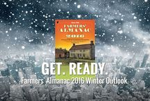 2016 Winter Weather Outlook / What's in store for Winter 2015-2016?  / by Farmers' Almanac