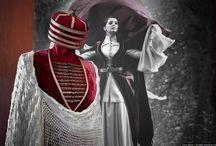 Circassian fashion