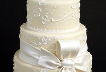 Bryllups kaker