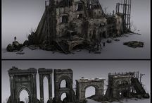 Building Ruins References
