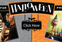 Cricut Halloween Projects / Cute. Crafty. #Cricut / by Lesley Lockhart