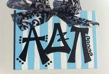 APO projects / by Ashley Kraft