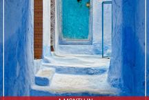 Morocco / Explore Morocco like a pro with these Morocco travel tips and itineraries.
