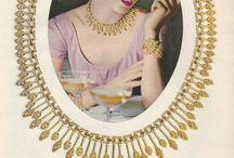Monet vintage ads