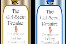 Girl Scouts  / by Jennifer Appling