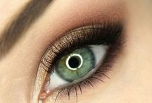 Yeux maquillage
