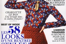 HALABY in Glamour France