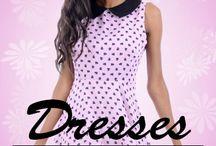 Dresses / Skater Dresses, Cocktail Dresses, Mini Dresses, Midi Dresses, Maxi Dresses and much much more at Alisha Mai