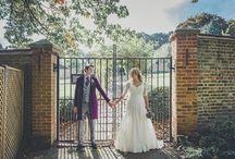Rowhill Grange Wedding Photography / Alternative, fun and natural wedding photography at Rowhill Grange.