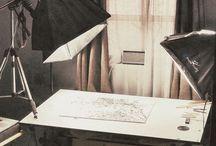 JeffJag's Studio / by Jeff Jagunich
