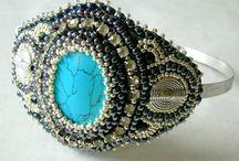 My Headbands / Bead Embroidery Headbands, Headdress and Fascinators..   Tamarchi  https://www.facebook.com/pages/Tamarchi/100188420078595