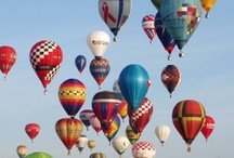 Hot Air Balloons / by Leslie Jones