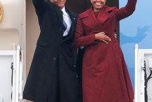 Barack Obama and Fam...