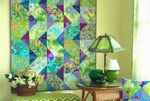 large piece quilts