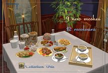 TS2 Deco - Food and Kitchen