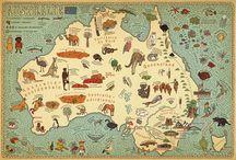 Continent océanien - Australie / Voyage au bout du monde ...