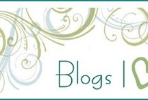 Blogs I love / by Maria Carriger