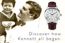 Father's Day Gift Ideas / Give him a super slick and timeless gift from Kennett for Father's Day. Choose from our pick of the collections..