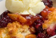 crisps and cobblers / by Darcy Buell