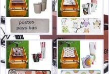 Babboe Big kussens & luifels / kussens en luifels gemaakt van tafelzeil. Geschikt voor de Babboe Big bakfiets