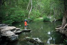 Camping - Close to Austin / Camping food & fun ideas for quick trips close to home