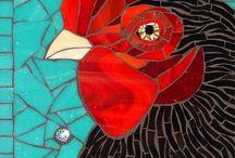 Mosaics - mosaïk