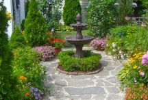 Fountains / by A Beautiful Home