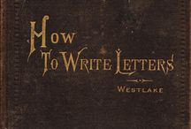 love letters / we cherished them,re_read them and they left an imprint in our hearts for ever