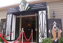Grand Entrances / Welcome guests to your event with a themed entrance.