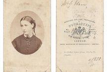 1860's Women's Hairstyles