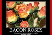 Funny food / Food that makes me laugh or smile