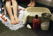 Home Spa Tricks, Recipes and Treats / Tots100 bloggers have devised some amazing home spa treatments that are natural and thrifty, as part of the Center Parcs Family blogger challenge!  / by TOTS 100