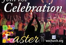 Join us for Easter! / by World Outreach Church