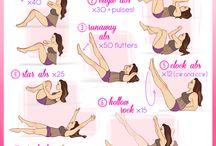 Exercices pour un corps de rêve