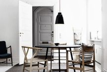 Inspiration: Interior Spaces / Interior spaces provide interesting ideas for uses for our wovens. They inspire our design process, too.