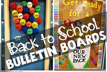 Music Bulletin Boards / Bulletin board visuals and ideas for the music classroom. Includes back to school ideas as well as bulletin boards for the entire year. Please only post 1 product for every 4 free ideas. Thank you!