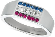 Boyfriend Rings by LeVian