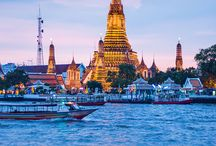 Bangkok: Chao Phraya River / Take me to The River !!!