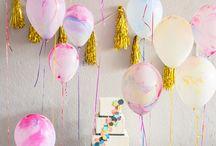 Balloon Arches & Decor