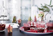 Коледа пристигна в ИКЕА! / Знаем, че е рано, но сме нетърпеливи да посрещнем най-топлия празник и да създадем семеен уют с аромат на домашно приготвени сладки. Съчетайте традиционното с модерното и се доверете на коледните предложения на ИКЕА за един по-вдъхновен празник. http://goo.gl/WcgmW8
