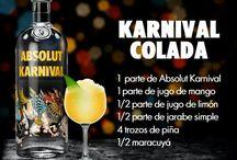 Bons Drinks / Idéias pro fds