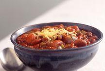 Chili / Chili Recipes from around the web.