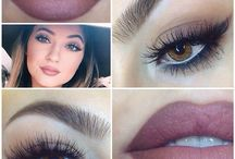 Makeup / Kylie's look