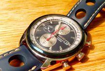 Seiko chronographe look vintage / Montre