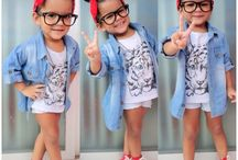 Kids fashion♡